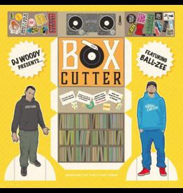 "Woodwurk Records Box Cutter 12"" Scratch & Juggle Record by DJ Woody feat. Ball-Zee"