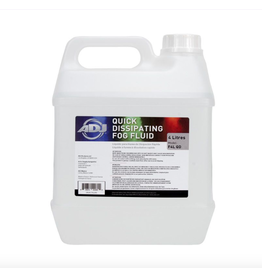 ADJ ADJ F4L QD Quick Dissipating Fog Fluid