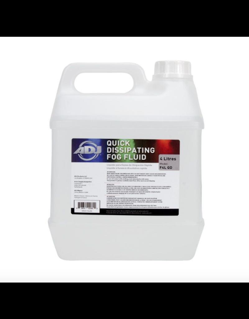 ADJ ADJ F4L QD Quick Dissipating Fog Fluid