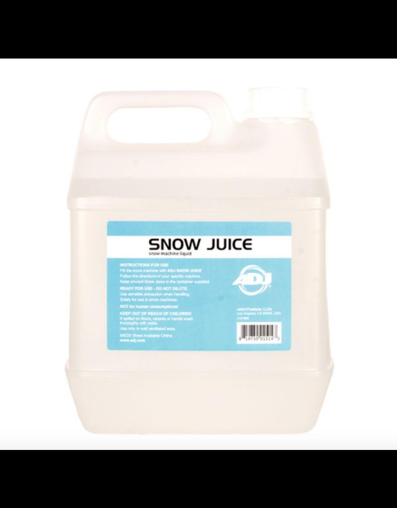 ADJ ADJ Snow Gal Snow Fluid for Use in ADJ Snow Machines