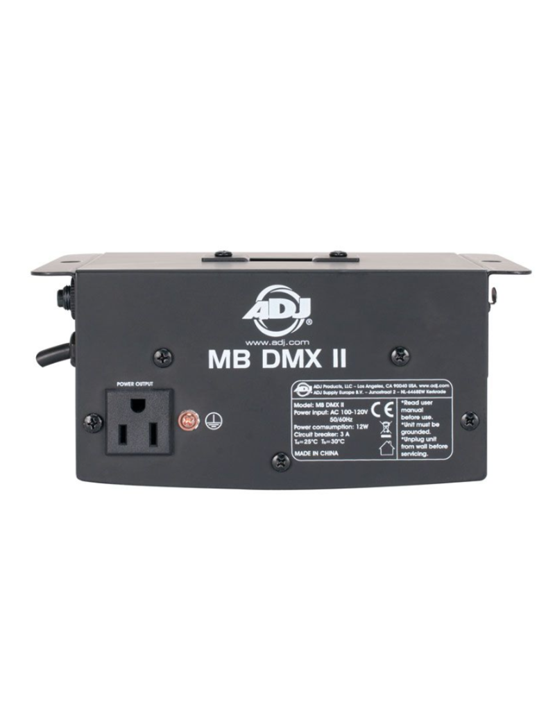 """ADJ ADJ MB DMX II Motor Supports up to 20"""" Mirror Ball + DMX Control"""