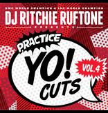 """Practice Yo! Cuts Ritchie Ruftone Practice Yo! Cuts Vol. 4 12"""" Scratch Record"""