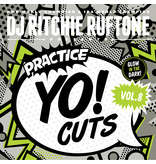 "Turntable Training Wax Ritchie Ruftone Practice Yo! Cuts Vol. 8 12"" Scratch Record"