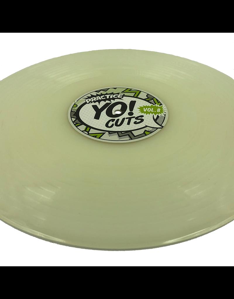 """Practice Yo! Cuts Ritchie Ruftone Practice Yo! Cuts Vol. 8 12"""" Scratch Record"""
