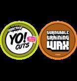 """Practice Yo! Cuts Ritchie Ruftone Practice Yo! Cuts Vol. 1 + 2 Remixed 7"""" Scratch Record"""