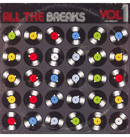 Bag of Items All The Breaks Vol 1 Compilation LP