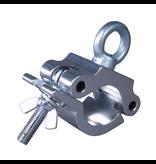 ADJ ADJ Eye Clamp Heavy Duty Clamp With Eyebolt For 50mm Tubing