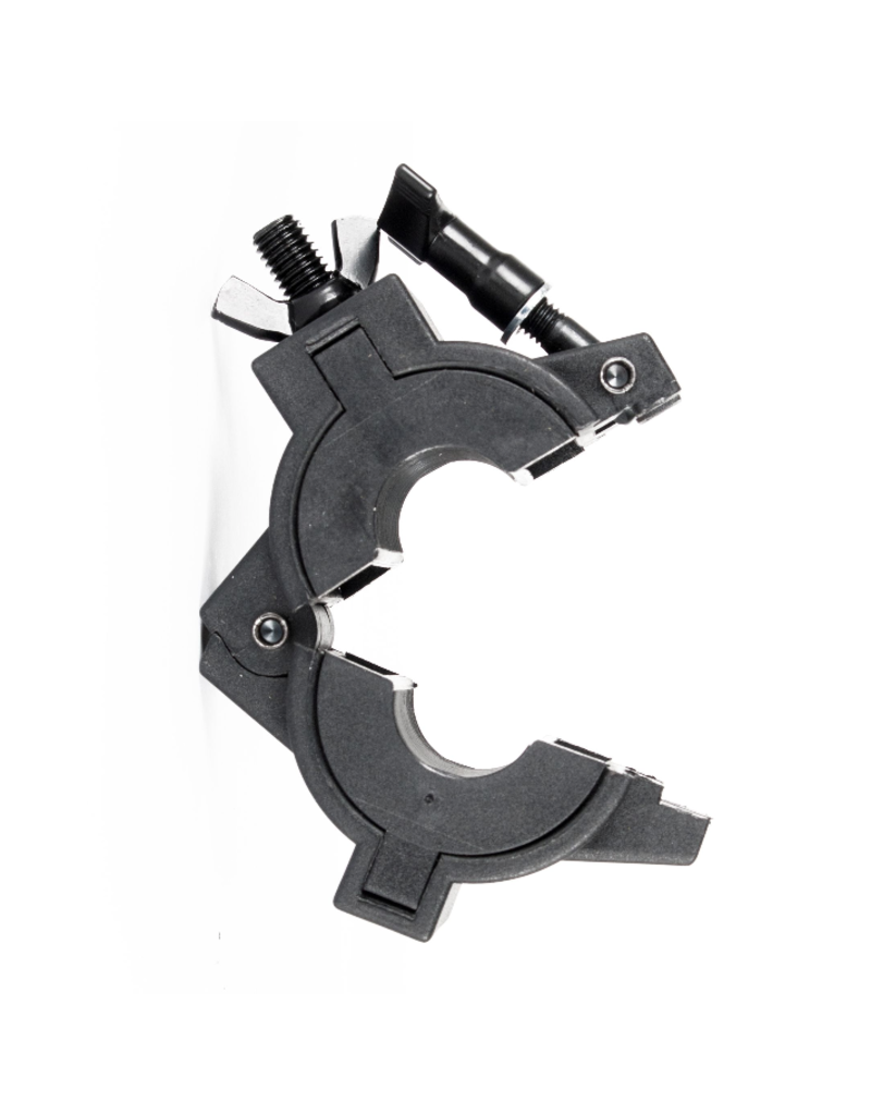 "ADJ ADJ O-Clamp 1 Wrap Around 360 Degree Clamp for 1"" Truss"