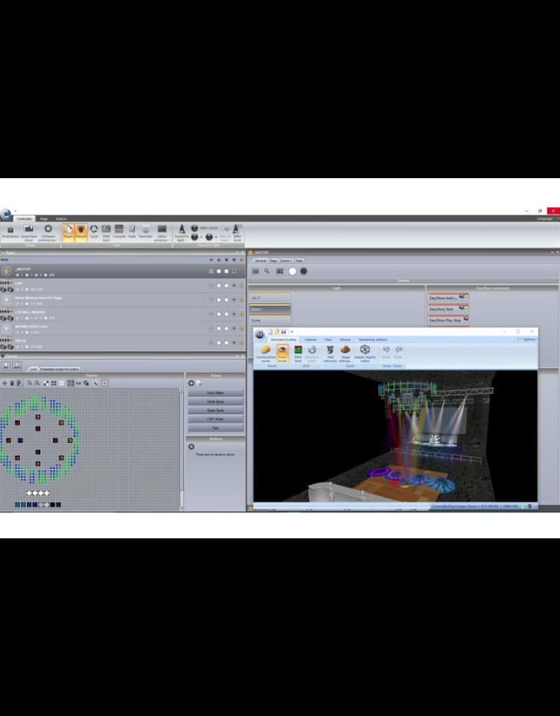 ADJ ADJ COMPU SDE DMX to PC Interface for Compu Show Software