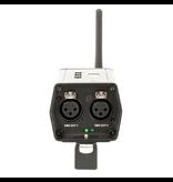 ADJ ADJ myDMX GO DMX Interface & Lighting Control App Connects Wirelessly for Tablets