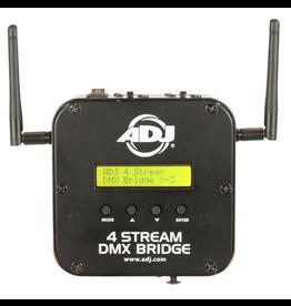 ADJ ADJ 4 STREAM DMX BRIDGE 4-Universe Wireless Device Bridges WiFi Art-Net sACN and WiFLY