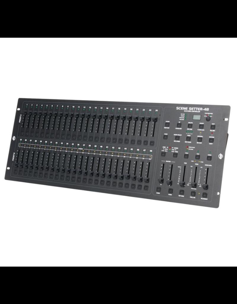 ADJ ADJ Scene Setter 48 Dimming Console with 48 Adjustable Channels