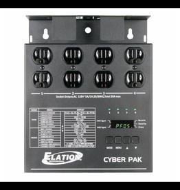 ADJ ADJ Cyber Pak 4-Channel DMX Dimmer/Relay/MIDI Pack