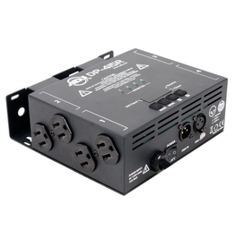 ADJ ADJ DP-415R 4-Channel Dimmer/Switch Pack with Dip Switches