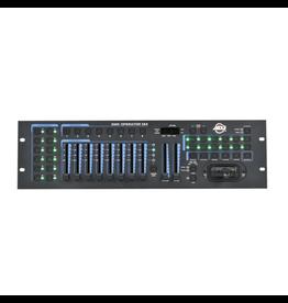 "ADJ ADJ DMX Operator 384 19"" Rack Mount DMX/Midi Controller with 384 Channels"