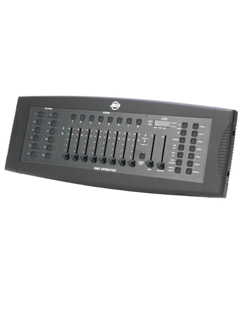 ADJ ADJ DMX Operator DMX/Midi Controller with 192 Channels