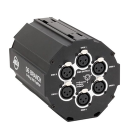 ADJ ADJ D6 Branch 6-Way DMX Splitter & Amplifier