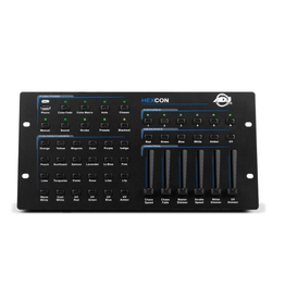 ADJ ADJ HEXCON 36 Channel DMX Controller Designed to Control HEX Series Wash Lighting
