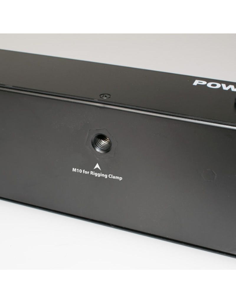 ADJ ADJ POW-R BAR LINK 6 Surge Protected Outlets & Locking Power In / Out