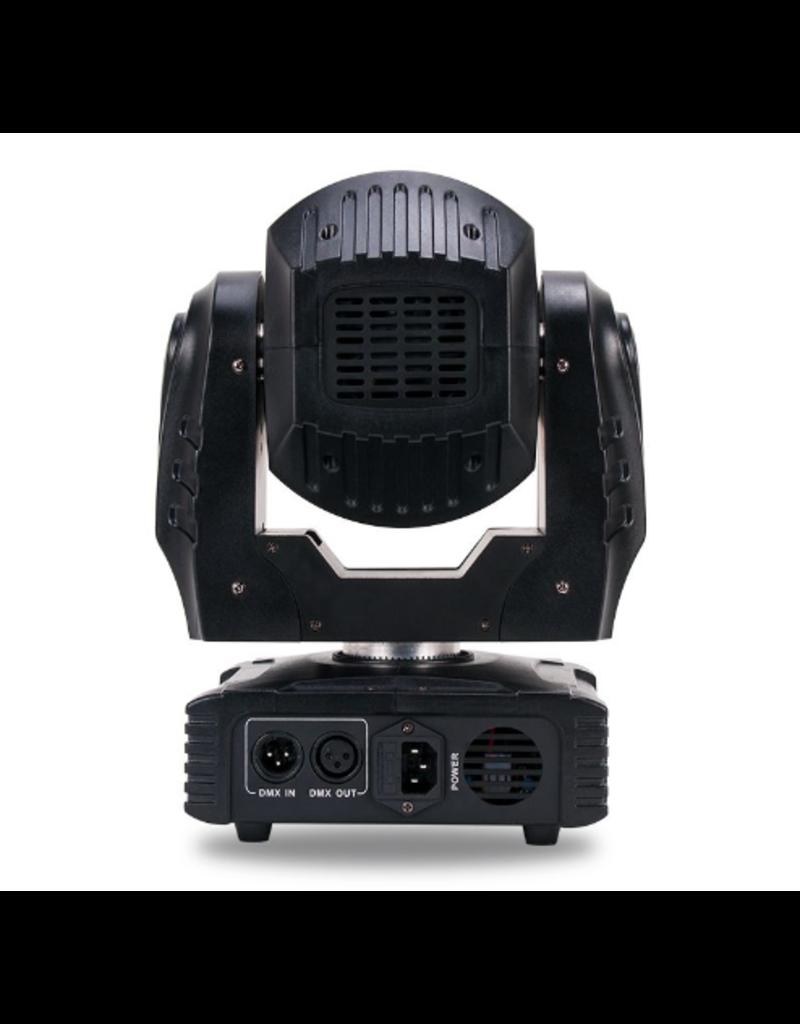 Eliminator Eliminator Lighting Stealth Wash Zoom 7 x 12w RGBW LEDs