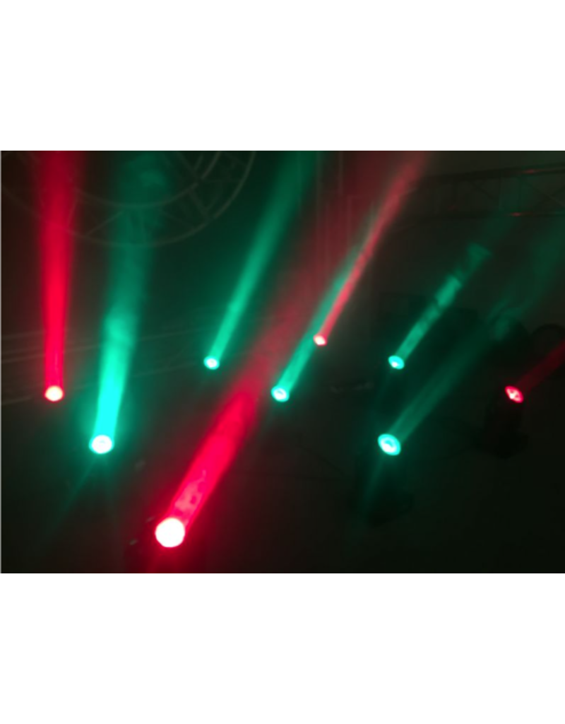 Eliminator Eliminator Lighting Stealth Beam Moving Head 60W RGBW 4in1 LED