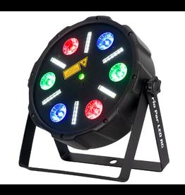 Eliminator Eliminator Lighting Trio Par LED RG Laser / RGBW Wash / Strobe