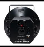Eliminator Eliminator Lighting Electro Swarm Six 1w LEDs 2 Red, 2 Green, 2 Blue