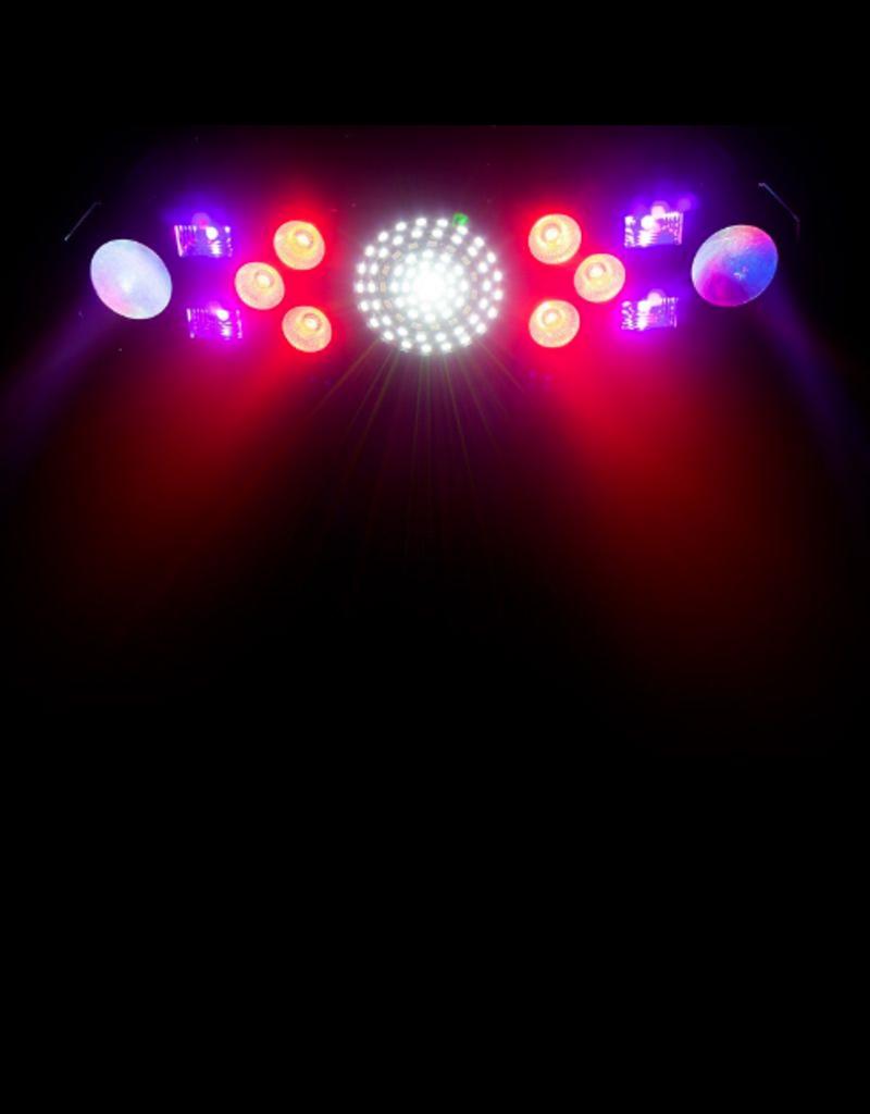 Eliminator Eliminator Lighting Furious Five RG 5 LED Lighting Effects in One Fixture