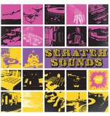 """Woodwurk Records Scratch Sounds No 3 (Atomic Bounce) by DJ Woody 12"""" Scratch Record"""