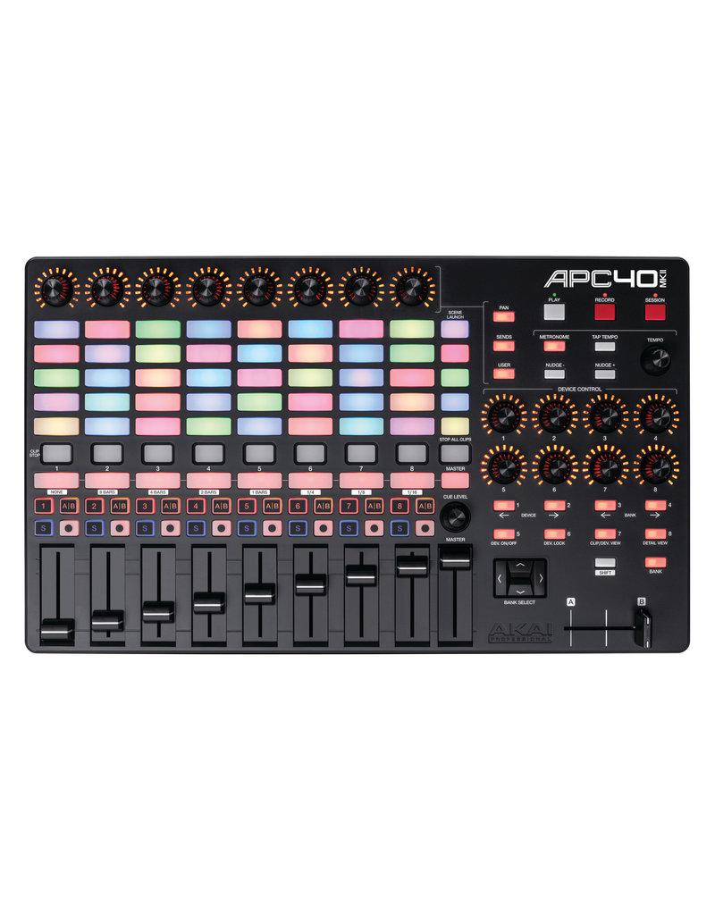 Akai Professional APC40 Mk2 Ableton Live Performance Controller