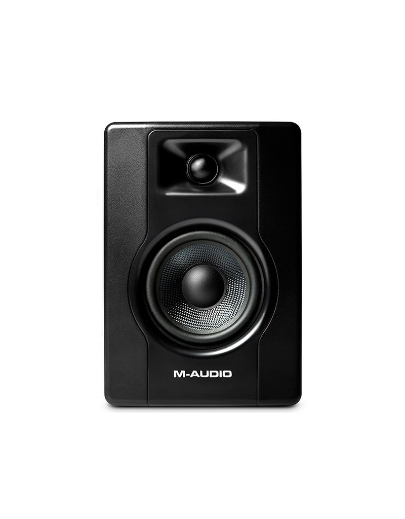 "ADJ M-Audio BX4 (Pair) 4.5"" Black Kevlar 120w Multimedia Reference Monitors"