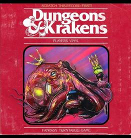 "ILLECT Recordings DJ Because & DJ Efechto - Dungeons & Krakens 7"" Scratch Record"