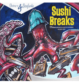 "ILLECT Recordings Grime-n & Starfunkle - Sushi Breaks 12"" Break Record"