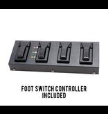 ADJ ADJ Dotz TPar System LED Par Can Lighting with 4x TRI COB LED Fixtures
