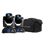 ADJ ADJ Pocket Pro Pak with 2x Pocket Pro Moving Heads & Padded Bag