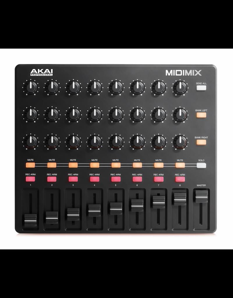 Akai Professional MIDImix High-Performance Portable Mixer/DAW Controller