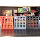 """Mile High DJ Supply Milk Crate for 3"""" Records"""