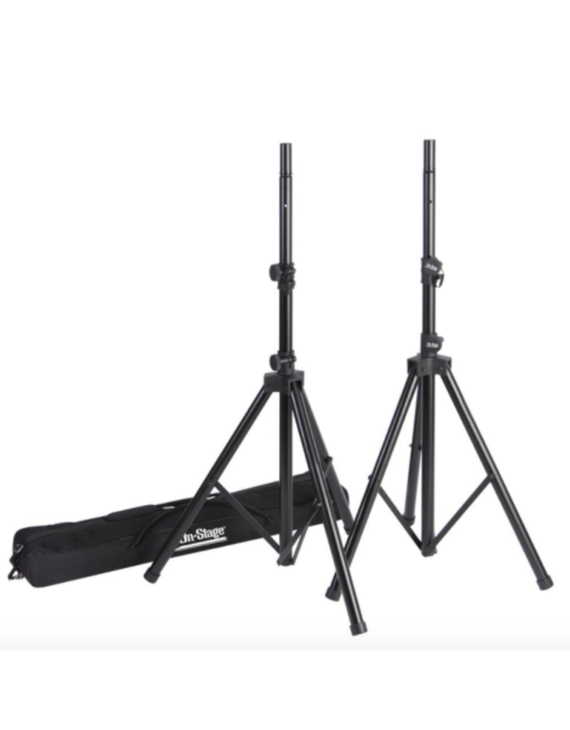 On-Stage On-Stage SSP7950 All-Aluminum Speaker Stand Pack