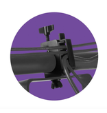 On-Stage On-Stage LTA4770 U-mount® Lighting Clamp with Cable-Management System