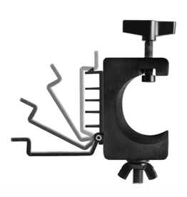 On-Stage On-Stage LTA4880 U-mount® Lighting Clamp with Cable-Management System