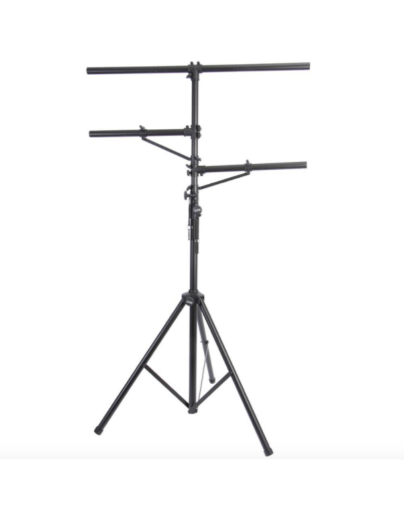 On-Stage On-Stage LS7720BLT Lighting Stand with Side Bars