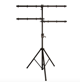 On-Stage On-Stage LS7805QIK Power Crank-Up Lighting Stand