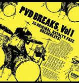 "Redefinition PVD Breaks Vol 1 - Pat Van Dyke 12"" Break Record"