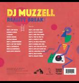 "Turntable Training Wax DJ Muzzell Reality Breaks 12"" Juggle & Scratch Record"
