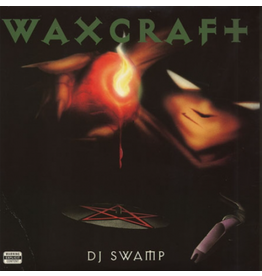 "Decadent Records DJ Swamp Waxcraft 2 x 12"" Break Record"