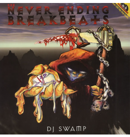 Decadent Records DJ Swamp Never Ending Breakbeats: Volume 1