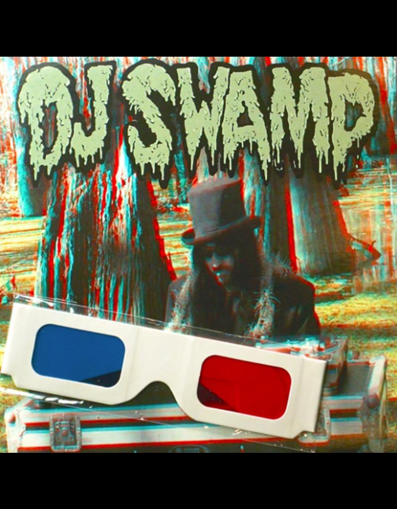 """Decadent Records DJ Swamp 3D 7"""" Scratch Record"""