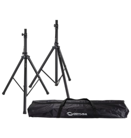 Odyssey Speaker Stand Pair with Carrying Bag