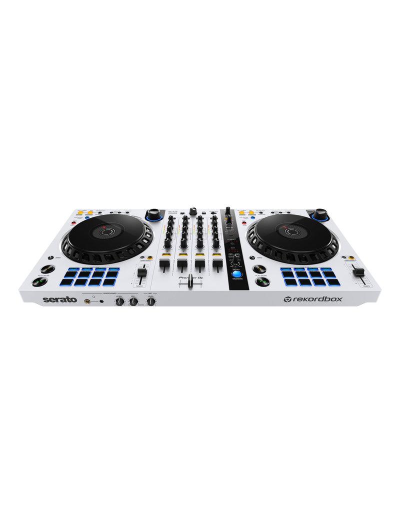 DDJ-FLX6-W White 4 Channel Controller for Rekordbox and Serato DJ Pro - Pioneer DJ