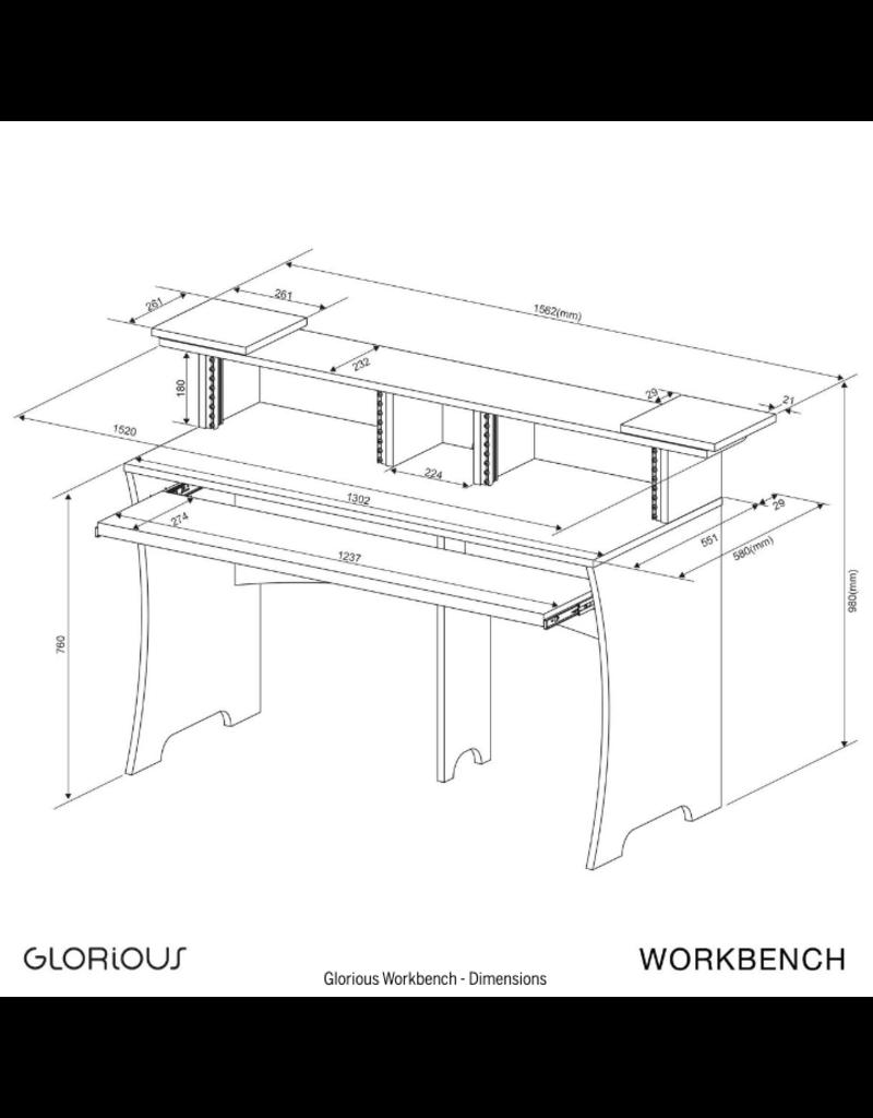 Glorious Glorious Workbench Driftwood